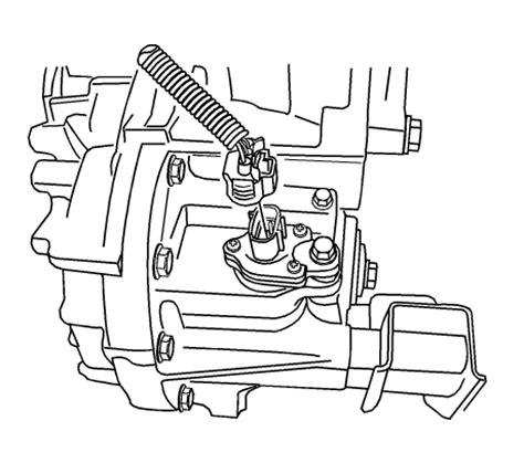 motor repair manual 2007 suzuki reno transmission control where is the transmission speed sensor on a 2005 chevrolet optra suzuki forenza autocodes