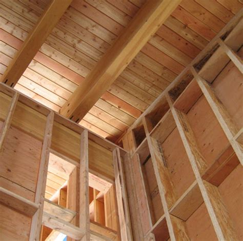 structure stud wall home building  vancouver