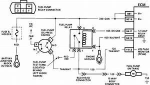 1994 Chevy 1500 Fuel Pump Wiring Diagram