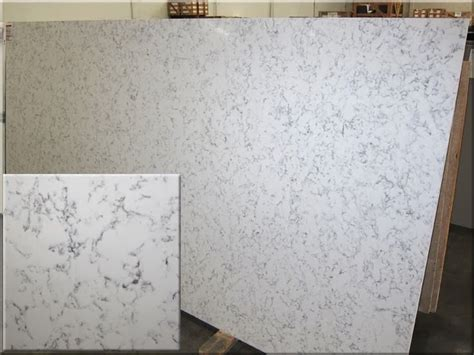 Silestone Countertop Thickness by Marble Quartz White Countertop Slab Silestone Lyra 3cm