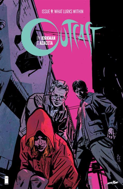 Outcast Image Comics Outcast By Kirkman Azaceta 9 Releases Image Comics