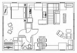 Kitchen Furnishing Plan For Modern Design Free Online Floor Planner Room Design Apartment Floor Kitchen Design