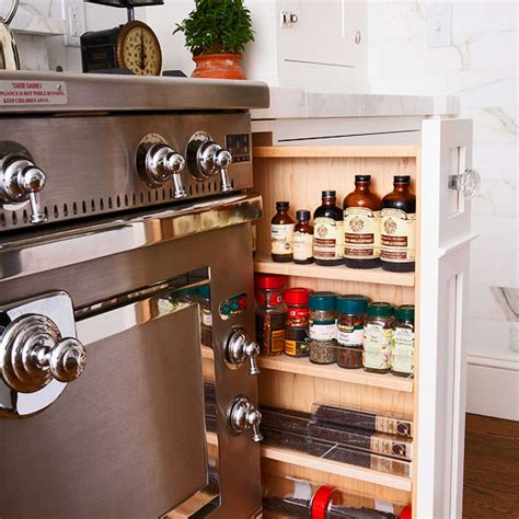 Kitchen Cabinet Smart Ideas by Five Smart Kitchen Storage Suggestions Cabinets And