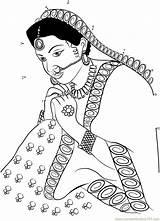 Punjabi Sikhism Bride Dot Dots Connect Worksheet Religions Printable Pdf Print Email sketch template
