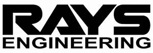 Rays Engineering Vinyl Sticker - £1 99 : Blunt One