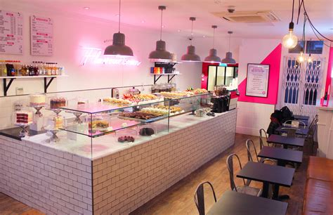 flavourtown bakery  open  fulham road lewis craig