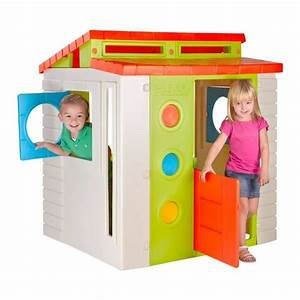 Cabane Enfant Occasion : feber maisonette cabane enfant la maison moderne achat vente maisonnette ext rieure les ~ Teatrodelosmanantiales.com Idées de Décoration