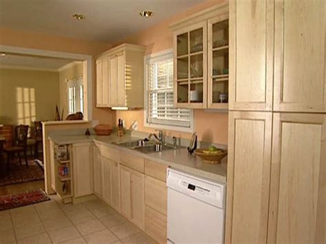 small kitchen cabinets home depot white painted bamboo blinds in kitchen with glass door oak