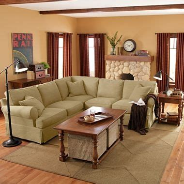 Jcpenney Friday Sofa Linden 3 Pc Sectional Jcpenney