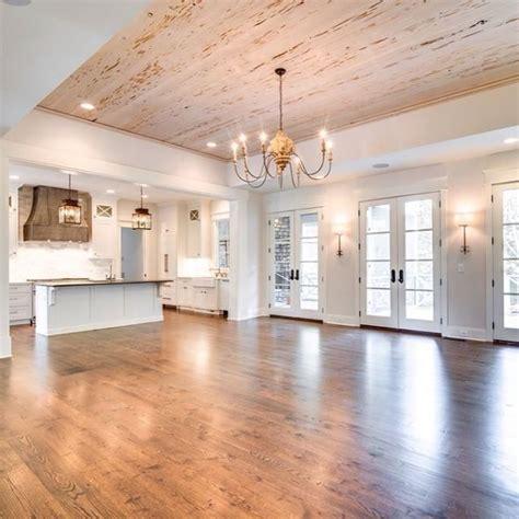 Open Living Room Floor Plans by The Open Floor Plan With Doors To The