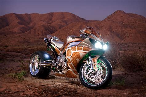 Ultimate Builder Custom Bike Show 2012