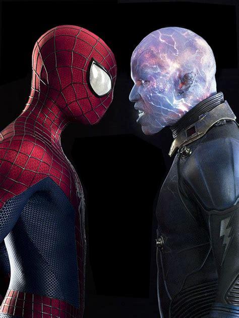 o espetacular homem aranha 2 primeira imagem oficial de electro nerdbunker