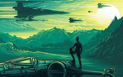 Wars Star Force Awakens Wallpapers Imax 1440
