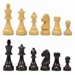 Classic, Chess, Pieces, 3, 3, 4, U0026quot, King