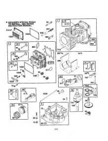 Briggs and Stratton Nikki Carburetor Diagram
