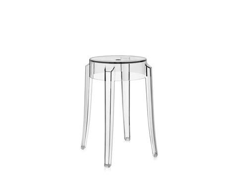 buy the kartell charles ghost bar stool at nest co uk