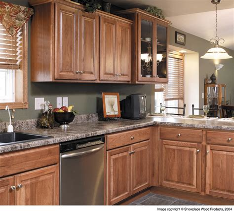 hickory cabinets kitchen traditional with eat in kitchen