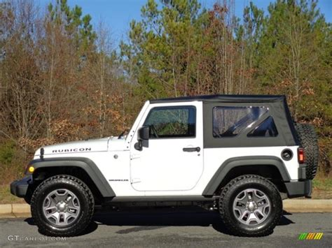 white jeep 2016 2016 bright white jeep wrangler rubicon 4x4 111213099