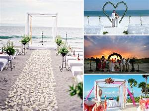 Beach Wedding Decorations: 15 Festive Inspiration Details