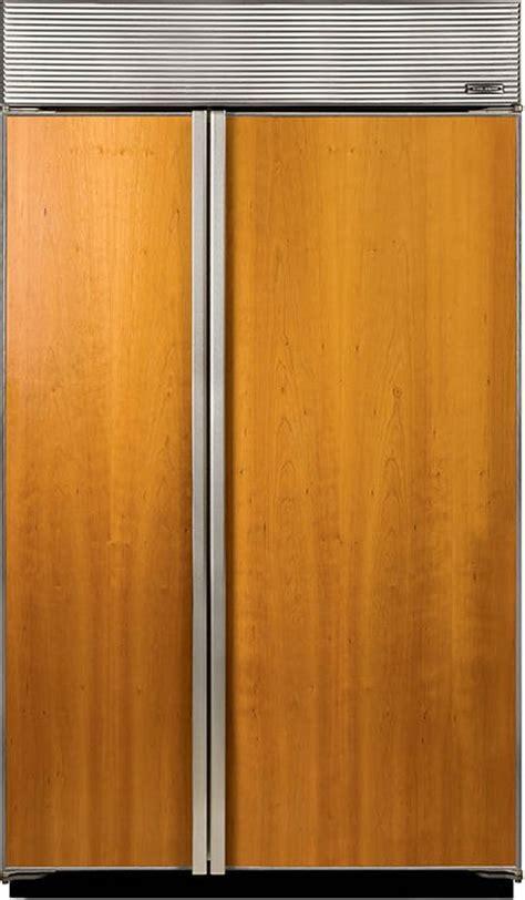 "Sub Zero BI 48S/O 48"" Built In Side by Side Refrigerator"