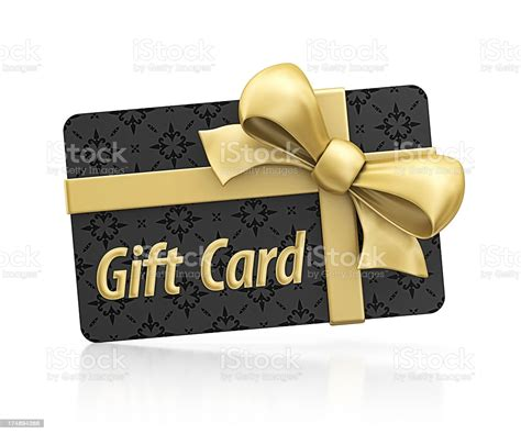 Exclusive Gift Card Stock Photo - Download Image Now - iStock