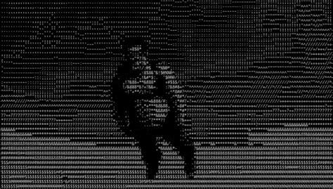 White deer sketch, grey deer digital wallpaper, geometry, wireframe. gif转换为ASCII艺术_git_小鱼酱的博客-CSDN博客