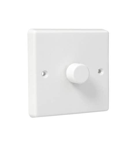Electrical 1 Gang 2 Way 400w Dimmer Switch