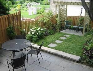 Petit Jardin Moderne : petit jardin id es d 39 am nagement d co et astuces pratiques ~ Dode.kayakingforconservation.com Idées de Décoration