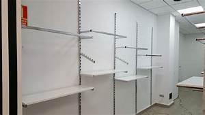 Contemporáneo Muebles De Estanterías De Almacenamiento De Ropa Viñeta Muebles Para Ideas de