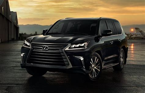 2019 Lexus Lx 570 Release Date, Specs, Interior And Price