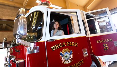 brea  fullerton fire department    makeover