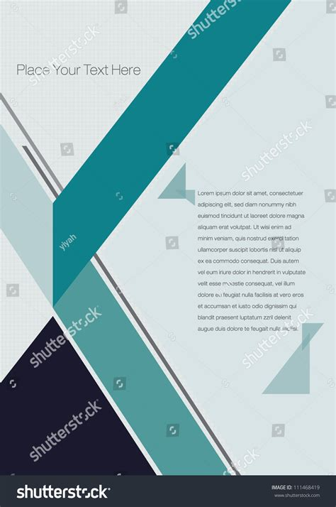 printvector poster design templatelayout