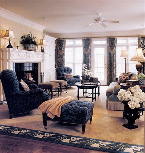 Traditional Home Design  Interior Design Styles Nc