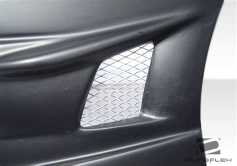 2003 Mitsubishi Galant Front Bumper by 1999 2003 Mitsubishi Galant Duraflex Cyber Front Bumper