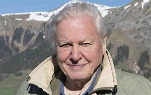Sir David Attenborough: Planet Earth II is 'two-way ...