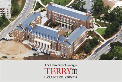 The University Of Georgia Dedicates Phase Ii, Breaks