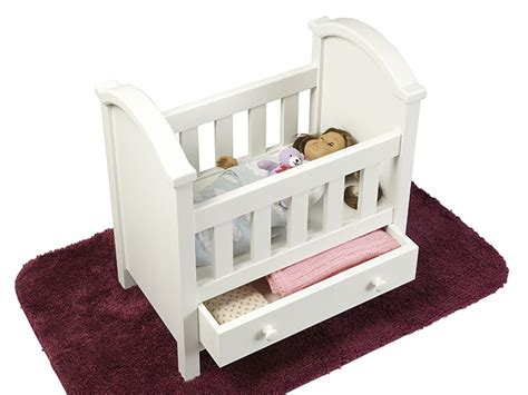 darling doll bed woodworking plan  wood magazine bed