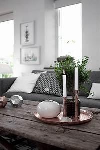 Plateau Deco Design : cr ez une merveilleuse d coration avec la bougie blanche ~ Teatrodelosmanantiales.com Idées de Décoration