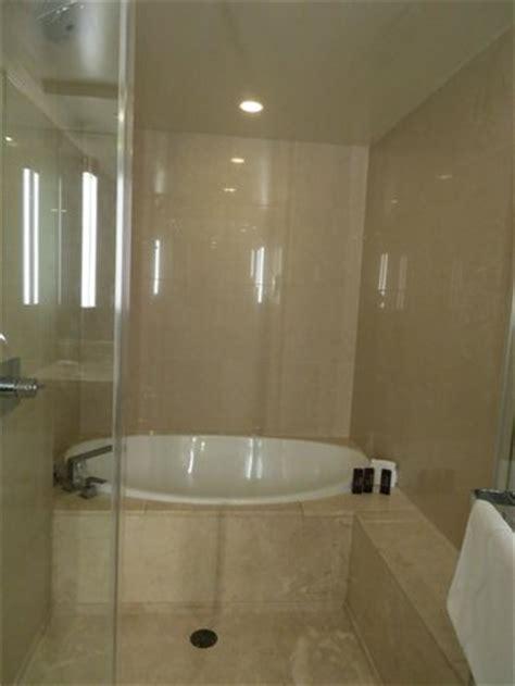 aria bathroom picture  aria resort casino las vegas