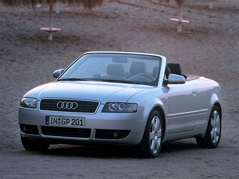 Audi A4 Cabriolet 2000 Exotic Car Picture 013 Of 43