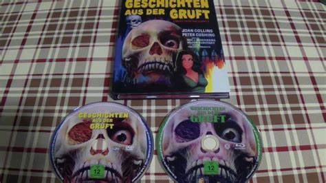 Tales From The Crypt (1972) Blu-ray/dvd Limited Edition