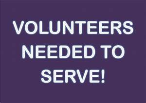 Volunteers/Servants! – Code Purple Sussex County: Cold ...