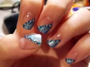 Acrylic nails simple nail designs