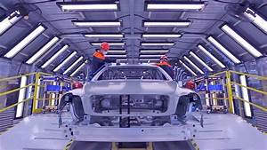 CAR FACTORY: Volvo Cars Manufacturing in China - YouTube