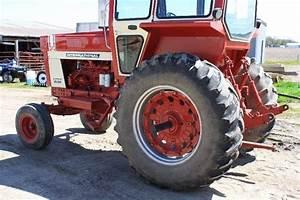 International Hydro 100 Farmall Tractor 100hp