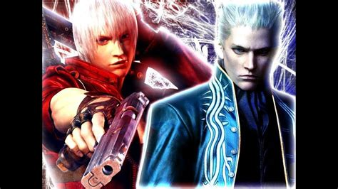 Devil May Cry 3 Final High Definition Sparda Costume