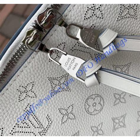 louis vuitton mahina beaubourg hobo mm  white luxtime dfo handbags