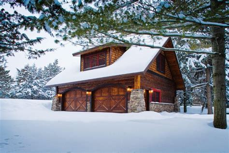carriage house designs garage  shed rustic  attic