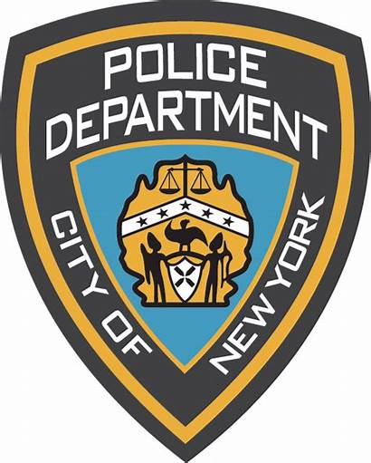 Nypd Police York Department Patch Official Community