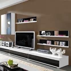 wohnwände kaufen möbel suchmaschine ladendirekt de - Designer Wohnwand Modern